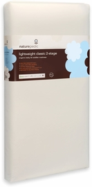Naturepedic MC34 No-Compromise 2 Stage Lightweight Organic Classic Mattress