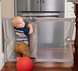 Navigate Retractable & Portable Child Safety Gate