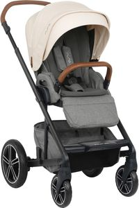 Nuna MIXX Stroller + Ring Adapter - Birch