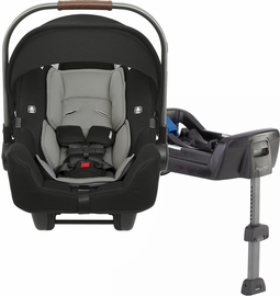 Nuna 2019 Pipa Infant Car Seat - Caviar