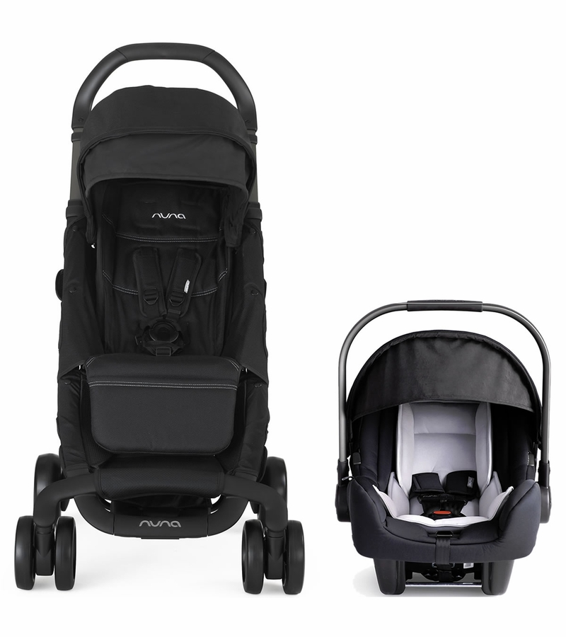 Nuna Pepp Amp Pipa Travel System Night
