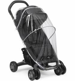 Nuna Pepp Stroller With Dream Drape Blackberry