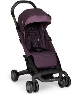 Nuna Pepp Stroller with Dream Drape - Blackberry
