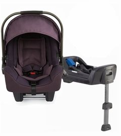 Nuna Pipa Infant Car Seat 2017 Blackberry