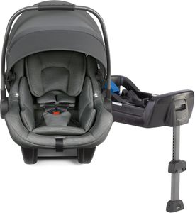 Nuna Pipa Lite Infant Car Seat - Fog