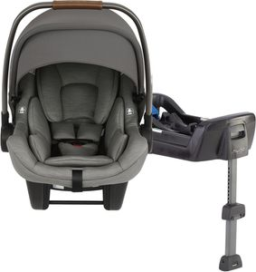 Nuna Pipa Lite Infant Car Seat - Granite