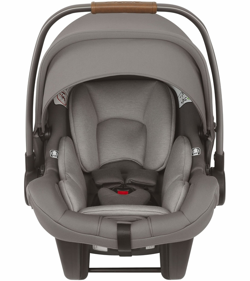 Nuna Pipa Lite LX Infant Car Seat - Granite