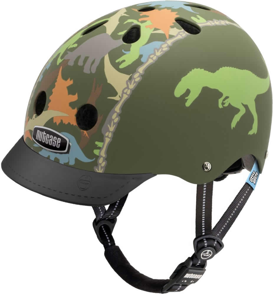 nutcase little nutty dino mite g3 helmet. Black Bedroom Furniture Sets. Home Design Ideas
