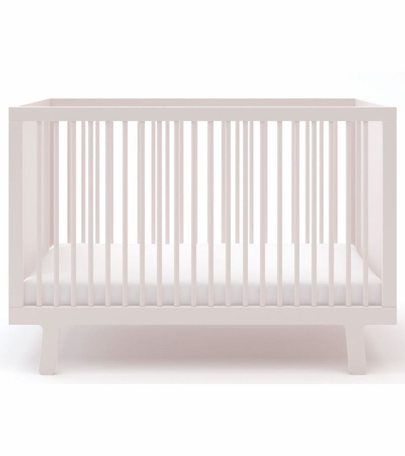 Oeuf Sparrow Collection Crib In Petal