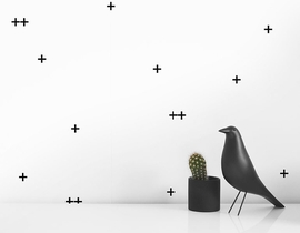 Olli + Lime Wall Decals - Cross