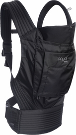 Onya Baby Outback Baby Carrier - Jet Black