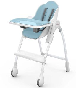 Oribel Cocoon Delicious High Chair - Blue Raspberry Marshmallow