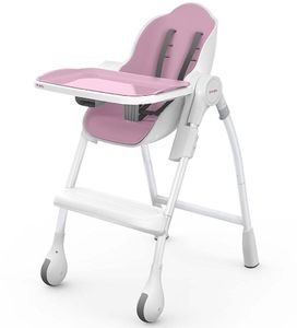 Oribel Cocoon Delicious High Chair - Rose Meringue