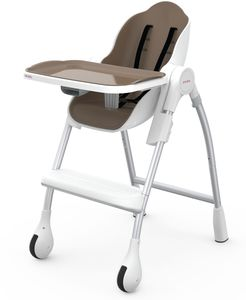 Oribel Cocoon High Chair - Almond