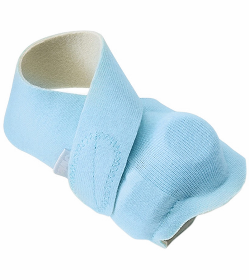 0992f831024f5 Owlet Fabric Sock Set for Smart Sock 2 Baby Monitor - Blue