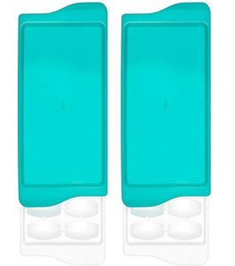 OXO Tot Food Freezer Tray, 2 Pack - Teal