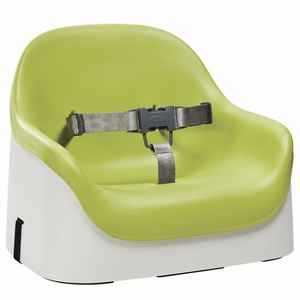 OXO Tot Nest Portable Booster Chair with Straps - Green