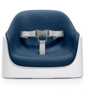 OXO Tot Nest Portable Booster Chair with Straps - Navy