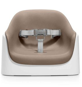 OXO Tot Nest Portable Booster Chair with Straps - Taupe