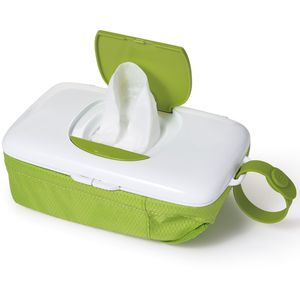 OXO Tot On the Go Wipes Dispenser with Diaper Pouch