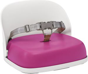 OXO Tot Perch Portable Booster Chair with Straps - Pink
