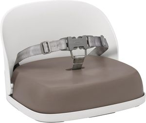 OXO Tot Perch Portable Booster Chair with Straps - Taupe