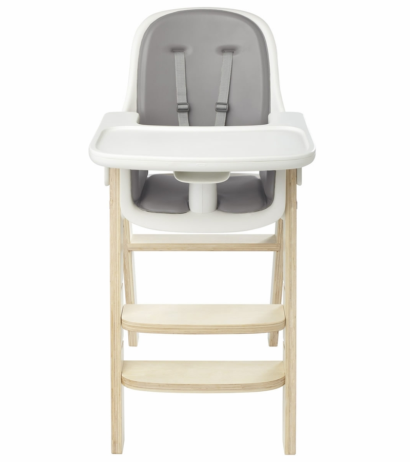 Oxo Tot Sprout High Chair Gray Birch