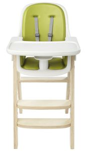 OXO Tot Sprout High Chair - Green / Birch
