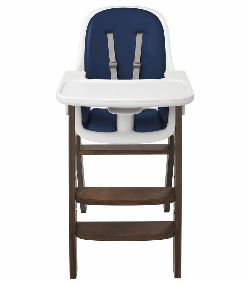 Remarkable Oxo Tot Sprout High Chair Navy Walnut Beatyapartments Chair Design Images Beatyapartmentscom