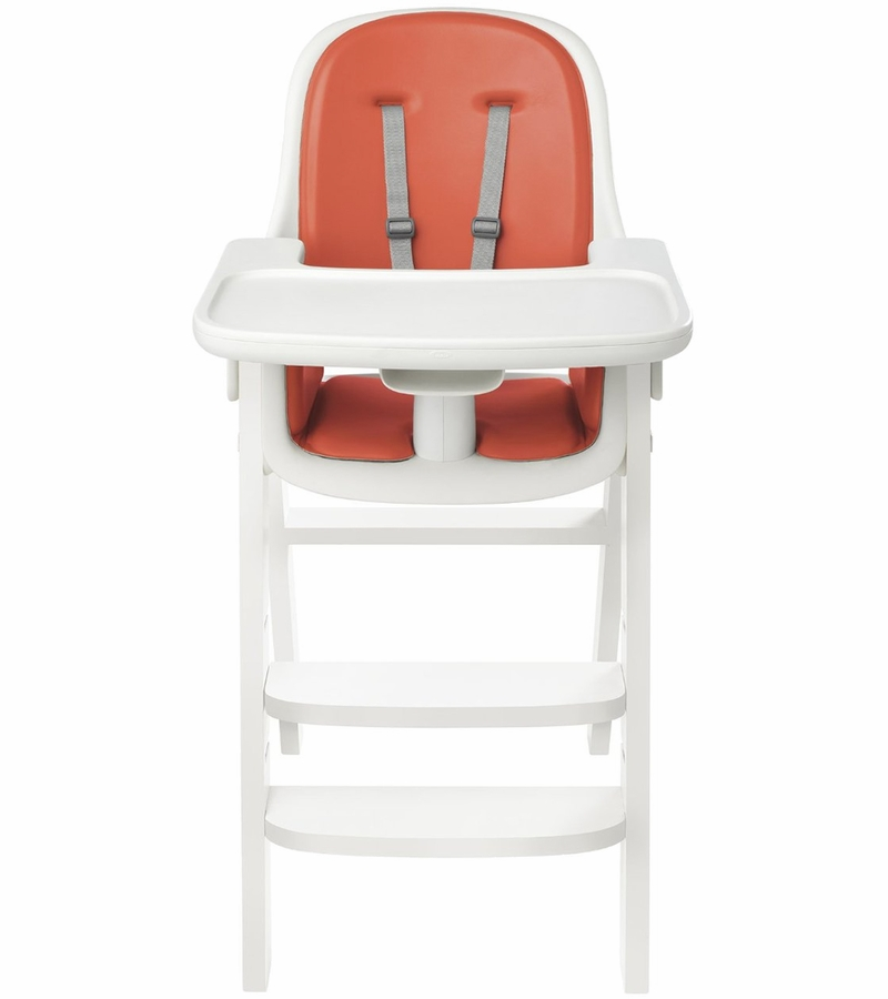 Superb Oxo Tot Sprout High Chair Orange White Ibusinesslaw Wood Chair Design Ideas Ibusinesslaworg