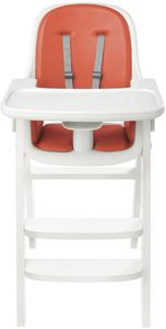 OXO Tot Sprout High Chair - Orange/White