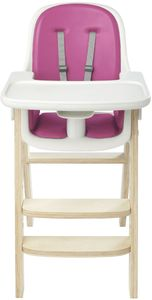 OXO Tot Sprout High Chair - Pink / Birch