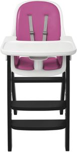 OXO Tot Sprout High Chair - Pink / Black