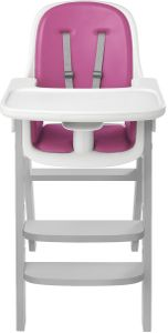 OXO Tot Sprout High Chair - Pink / Gray