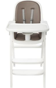 OXO Tot Sprout High Chair - Taupe/White