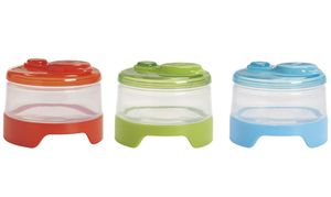 OXO Tot Stackable Formula Containers, 3PK
