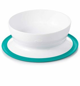 OXO Tot Stick & Stay Bowl - Teal