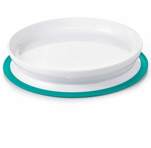 OXO Tot Stick & Stay Plate - Teal