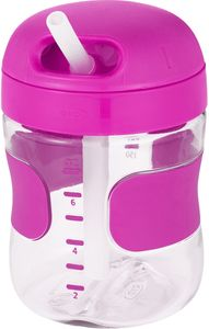OXO Tot Straw Cup - 7 Oz - Pink