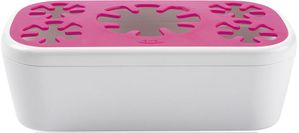 OXO Tot Toothbrushing Station in Pink