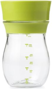 OXO Tot Transitions Open Cup Trainer, 9 oz - Green