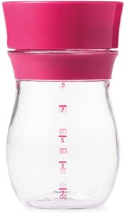 OXO Tot Transitions Open Cup Trainer, 9 oz - Pink