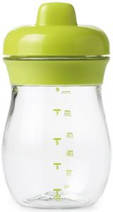 OXO Tot Transitions Sippy Cup, 9 oz - Green