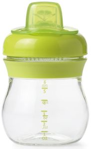 OXO Tot Transitions Soft Spout Sippy Cup, 6 oz - Green