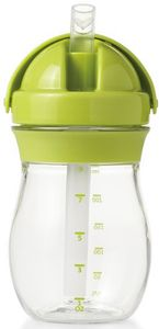 OXO Tot Transitions Straw Cup, 9 oz - Green