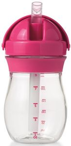 OXO Tot Transitions Straw Cup, 9 oz - Pink