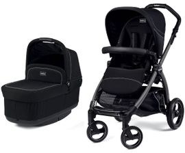 Peg Perego Book Pop Up Stroller - Onyx