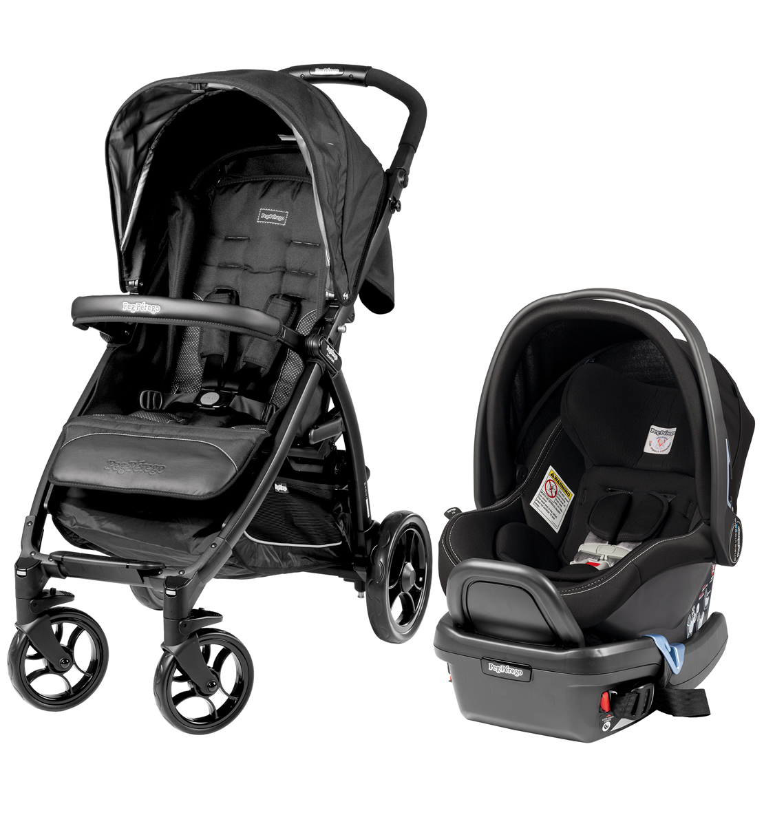 Peg Perego Booklet Travel System Onyx