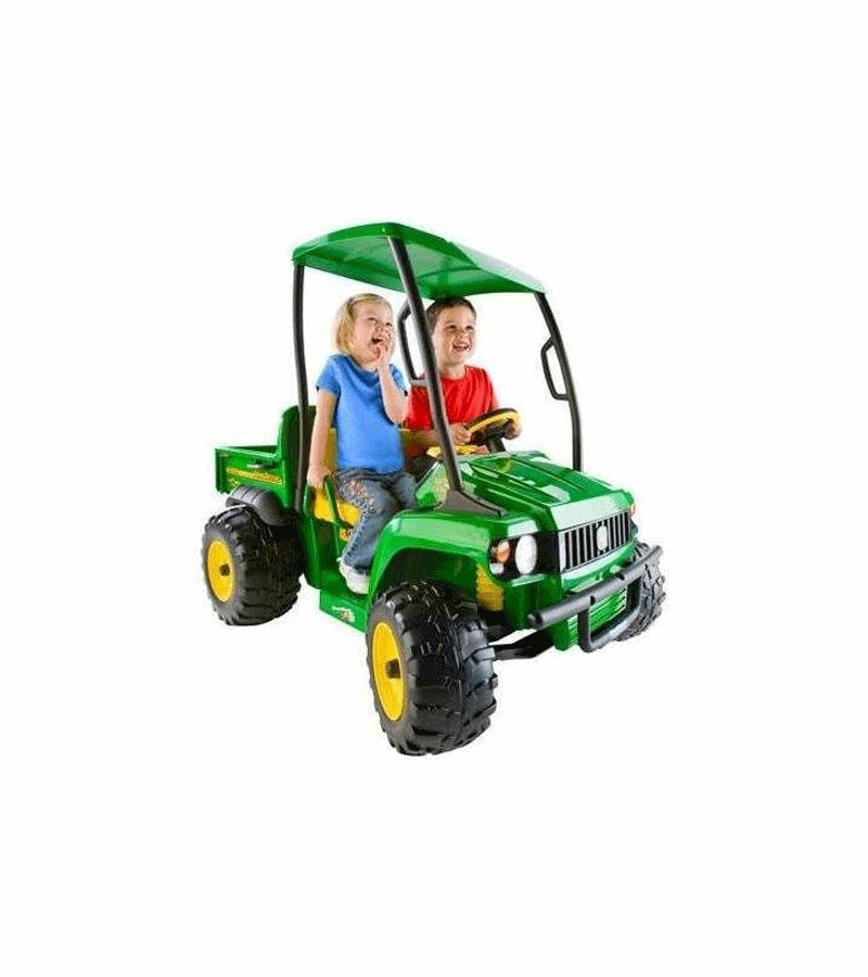 peg perego john deere gator hpx se ride on toy. Black Bedroom Furniture Sets. Home Design Ideas