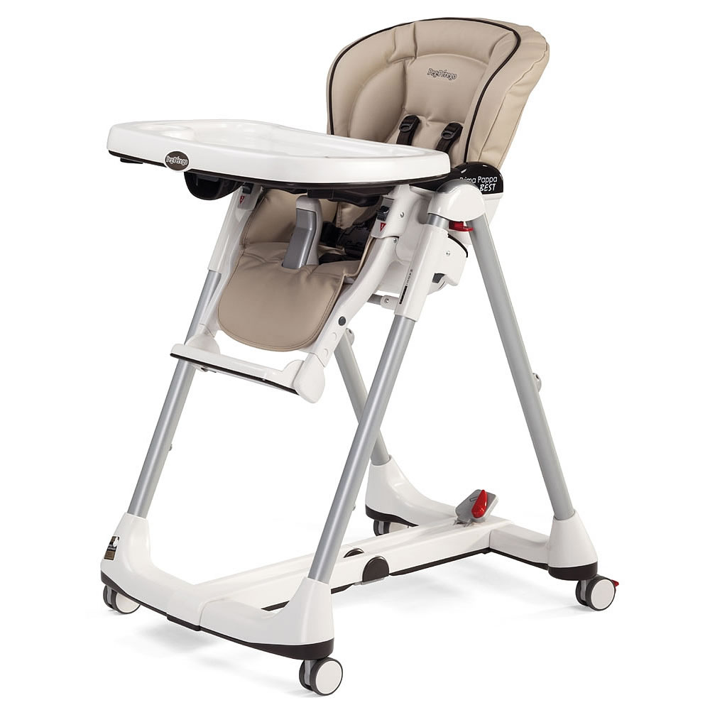 Excellent Peg Perego Prima Pappa Best High Chair In Cappuccino Machost Co Dining Chair Design Ideas Machostcouk